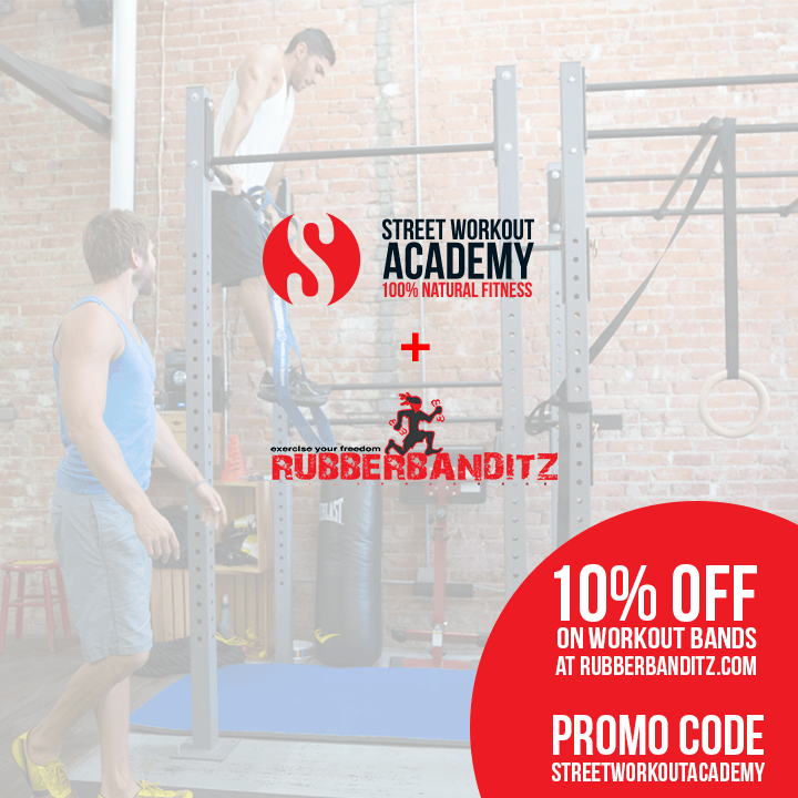Calisthenics Los Angeles PROMO 10% OFF v2
