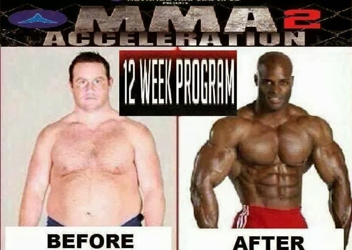 Before/after pictures in the fitness industry: why they don't matter?